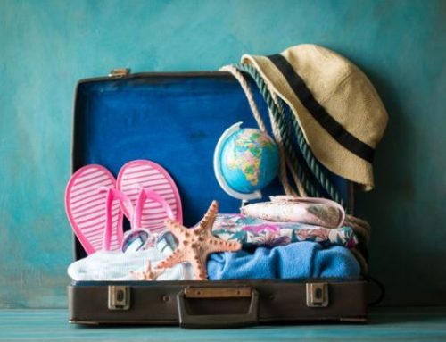 5 Top Tips on Packing Your Suitcase