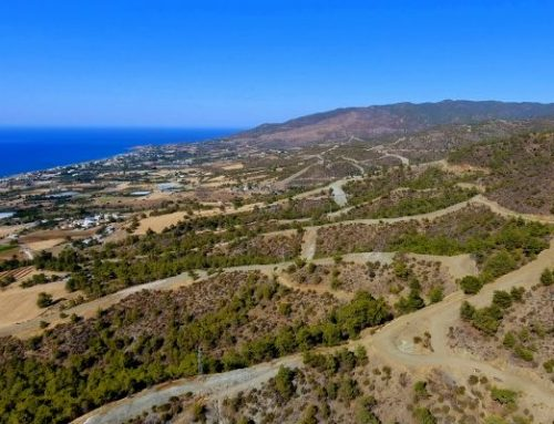Scenic drives in Paphos and Polis